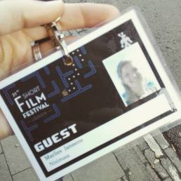 Let's get things started.... #kortfilmfestival #ikl2015 #nisimazine