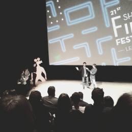 Q&A Dirk Domen of Geraldo...#IKL2015 #Leuven #nisimazine #bensegers
