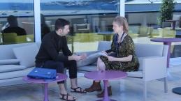 """Interviewing David Pablos of """"Las Elegidas"""""""