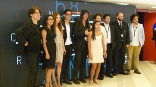 """Cast and crew of """"Alias Maria"""""""